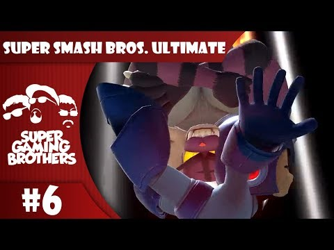 SGB Play: Super Smash Bros. Ultimate - Part 6 thumbnail