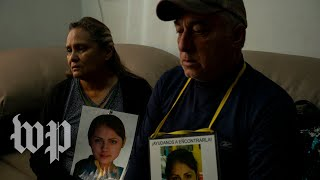 In Mexico, parents won't quit search for daughter 16 years after her disappearance