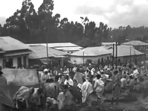 Addis Ababa Life in 1935