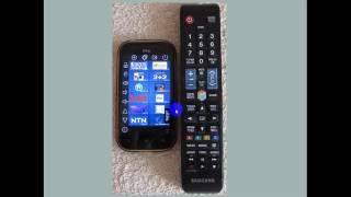 видео Приложение Smart TV Remote для управления телевизором с телефона