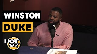 Winston Duke On Complexionism, What To Expect In Avengers: Endgame,