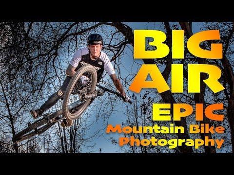 BIG AIR - Epic Mountain Bike Photography