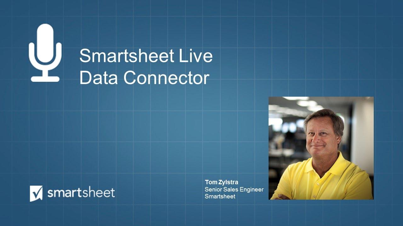 Live Data Connector | Smartsheet