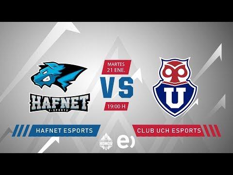 HAFNET ESPORTS vs AZULES ESPORTS   #LigadeHonorEntel League of Legends   Jornada 1   APERTURA 2019