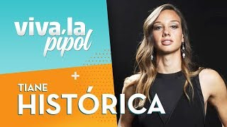 ¡IMPRESIONANTE! Tiane Endler se lució en la gala de The Best - Viva La Pipol