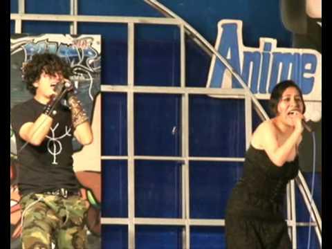 "Anime Kingdom 2008 - La Paz - Karaoke ""Transformers Theme"" (Lion)"