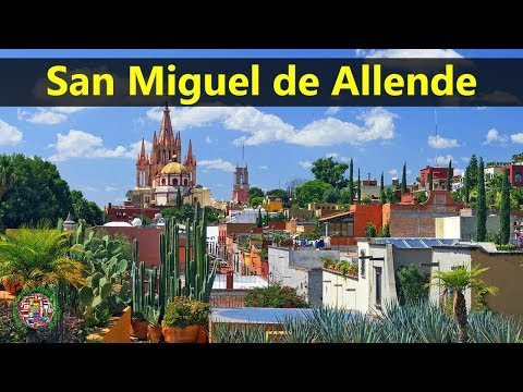 Best Tourist Attractions Places To Travel In Mexico | San Miguel de Allende Destination Spot