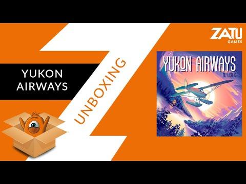 Yukon Airways Unboxing