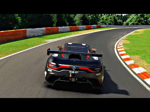 Gran Turismo Sport - Gameplay Renault Sport R.S.01 @ Nurburgring Nordschleife [1080p 60fps]