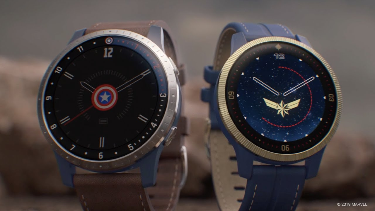 Marvel-Themed Smartwatches and App Experiences Announced