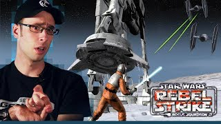 Star Wars Rogue Squadron III: Rebel Strike (GC 2003) An unfortunate end - The Backlog