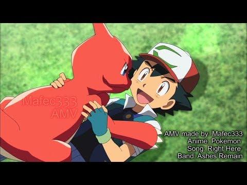 Ash & Charizard - Best Moments AMV