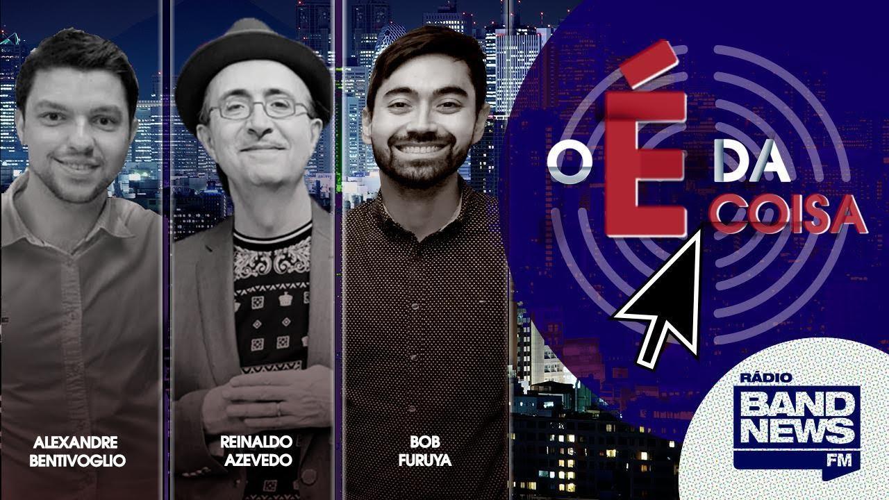 Download O É da Coisa, com Reinaldo Azevedo - 23/07/2021