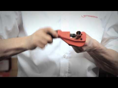 Тръборез ROTHENBERGER Tube Cutter 35  6 / 35 #ddMAtprZxb8