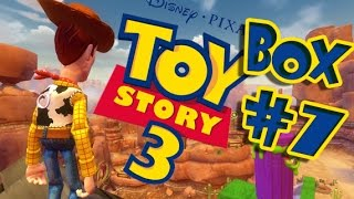 Toy Story 3 • Toy Box Mode Walkthrough Part 7 (PS3, X360, Wii)