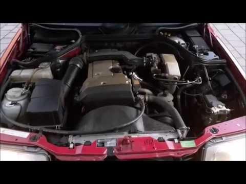 MotorSound: Mercedes-Benz A 124 E 200  M 111 136 PS