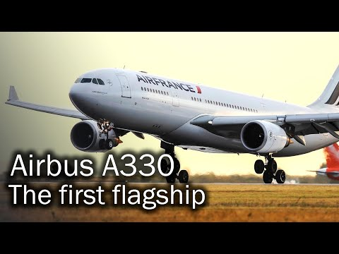 Airbus A330 - the perfect A300. History and description
