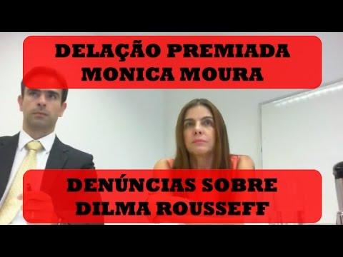 DELAÇÃO MONICA MOURA: DILMA ROUSSEFF - VÍDEO DO DEPOIMENTO COMPLETO