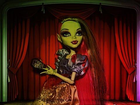 Монстро-пьеска Зеленотравка и шесть инопланетянок (5 часть Премьера)
