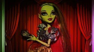 Монстро-пьеска 'Зеленотравка и шесть инопланетянок' (5 часть 'Премьера')