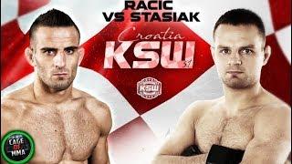 KSW 51 - Damian Stasiak vs Antun Racic