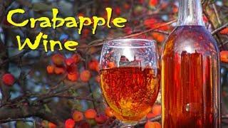 Making Crabapple Wine at Home