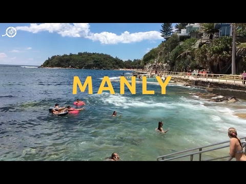 A 90-second video guide to Manly, the iconic Sydney beach neighbourhood