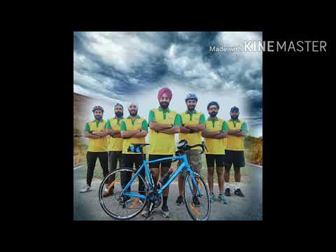 Interview Team KOTKAPURA CYCLE RIDERS (KCR)  Mr. Gurpreet Singh Kamow