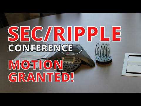 XRP Ripple BREAKING news: Ripple scores win as Judge COMPELS SEC to provide Bitcoin and Ether docs!