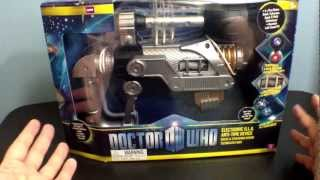Doctor Who Electronic Q.L.A. Anti-Time Device Toy Review