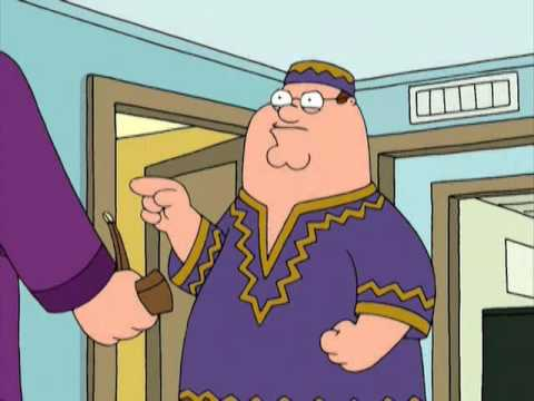 Peter Griffin Is a Black Slave