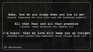 How Do You Sleep - Sam Smith [Lirik Lagu + Terjemahan]