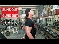 SUNS OUT GUNS OUT BY RICH PIANA - THE ORIGINAL METROFLEX - ARLINGTON TEXAS - RONNIE COLEMAN'S GYM