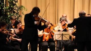 MOZART: Violin Concerto no.5 KV 219 - III. Rondo - Tempo di Minuetto