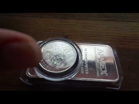 2018 precious metals, silver bullion, silver bars, silver rounds, investing in silver