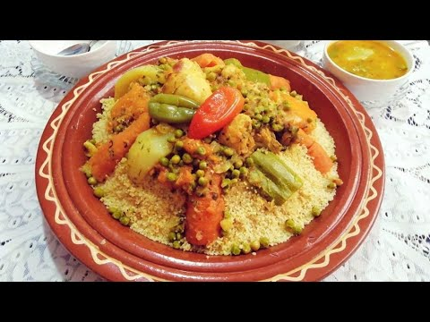 recette-couscous-marocain-aux-légumes-/-moroccan-couscous-recipe-asmr-@fatima's-world