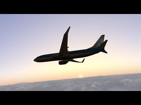 """""""Лунная походка"""". X-Plane 11. Обзорный стрим в новом симуляторе."""