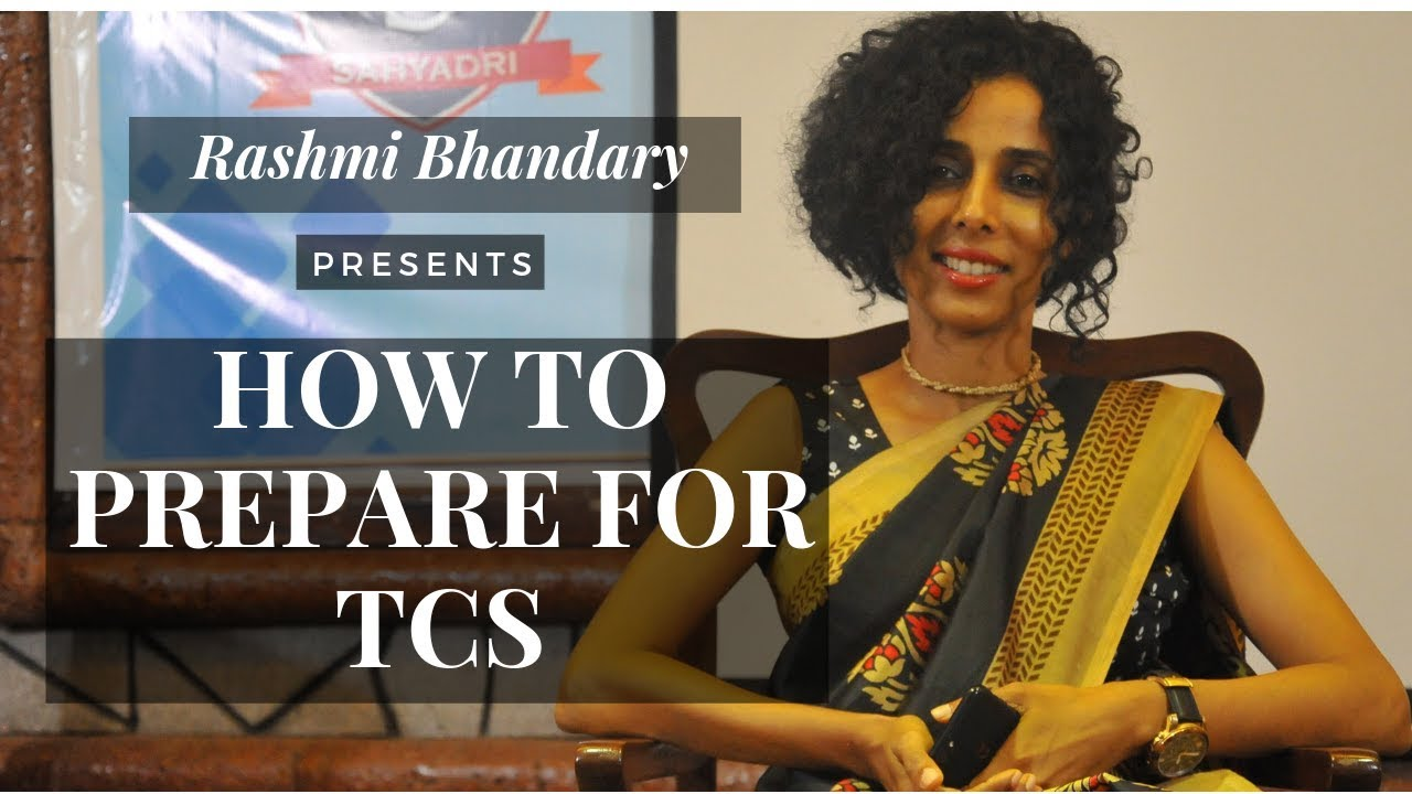 TCS | Campus Placements | Rashmi Bhandary