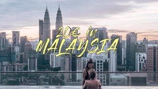 Was man mit 20€ in Kuala Lumpur (Malaysia) erleben kann! - So günstig ist Reisen !