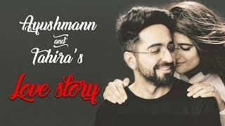 Ayushmann and Tahira's love story  Ayushmann Khurrana  Femina
