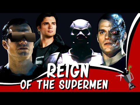 Reign Of The Supermen - Trailer