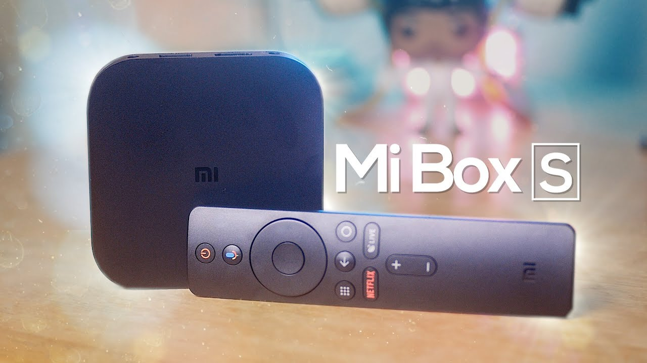 Mi Box S - The Best Android TV Box Got Better!