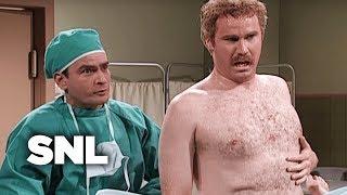 Ted Brogan is Born - SNL