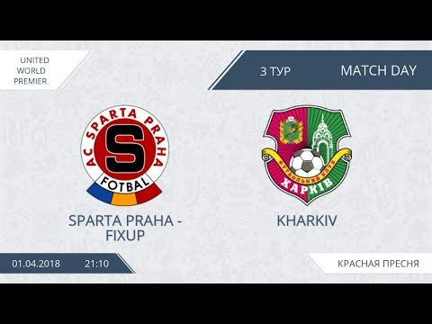 AFL18. United World Premier League. Day 3. Sparta - Kharkiv