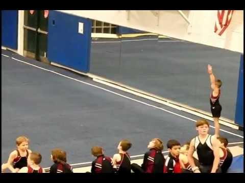 Matthew Boys Gymnastics Level 5 7 9 Year Old Gymnast