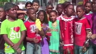Het 10 Minuten Jeugd Journaal uitzending 7 december 2016(Suriname / South-America)