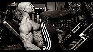 Muscular Development LEG Workout - Evan Shy