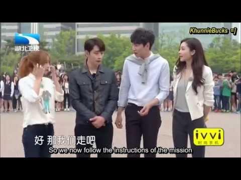 Chansung and liu yan dating sim