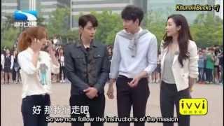 [ENG SUBS] 150723 Perhaps Love season 2 (Chansung cut)