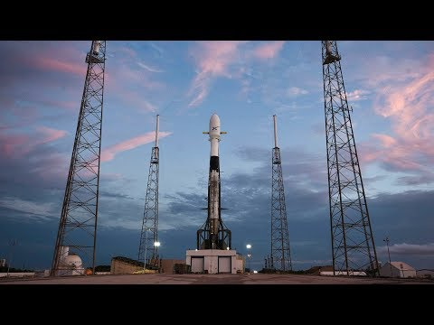 SpaceX launches Falcon 9 in Starlink mission